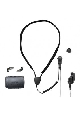 3M Peltor TEP-200 Tactical Earplug and AN245 Tactical Neck Loop Combo (Motorola XTS Radio)