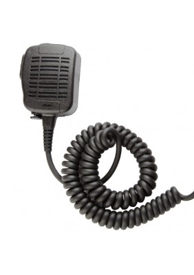 S18 Heavy Duty Waterproof Speaker Microphone (IP57 Rated)