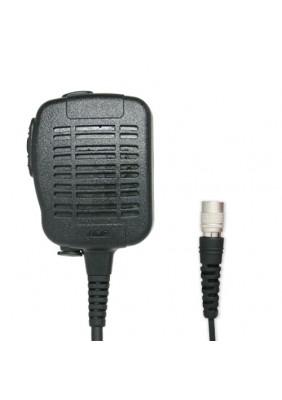S18HR Series IP57 Waterproof Speaker Microphone (Hirose Connector)