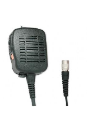 S21HR Series IP68 Water/Dust-Proof Speaker Microphone (Hirose Connector)