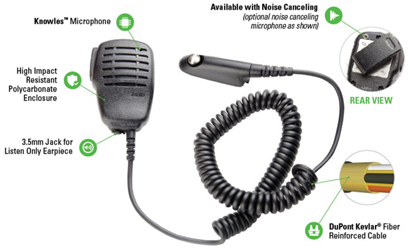 ARC S10 Compact Speaker Microphone